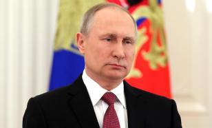 Putin addresses the nation, says Russia needs major breakthrough