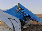 Airbus A321 shot down over Sinai?