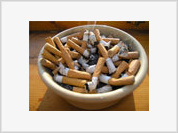 Cigarette Butts To Save the World from Rust