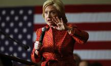 Hillary Clinton works on  gifts  for Moscow and Beijing