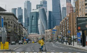 Moscow turns into Wuhan