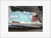 Russian Woman Gives Birth to Giant Baby