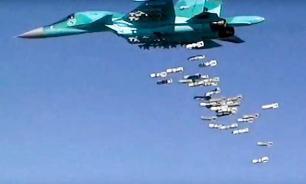 Russian Su-34 kills ISIS leader