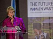 Women leaders in Rio call for action to prioritize gender equality for a sustainable future