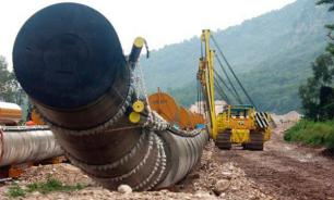 Gazprom wants Russian natural gas to flow to China ASAP