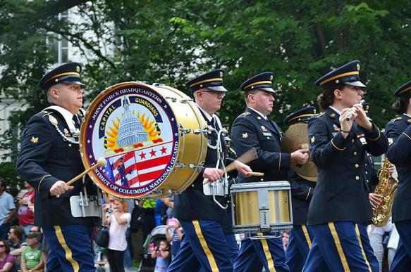 Militarism Defines Trump's 4th of July Spectacle