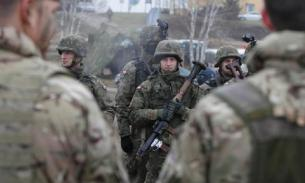 Bulgarian soldiers refuse to shoot at targets reminiscent of Russian military men
