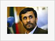Iran's Ahmadinejad preaches peace