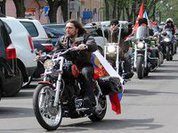 Night Wolves bikers: Menacing peace envoys from Russia to Europe
