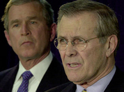 Bush regime on the ropes