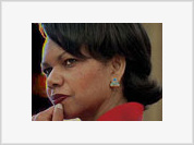 Condoleezza Rice visits Beirut to make the war between Israel and Lebanon much longer