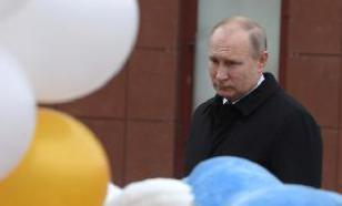 Putin declares national mourning after shopping mall inferno in Kemerovo