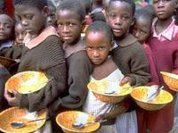 Food goes to trash while millions starve