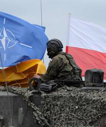 NATO goes eastward