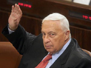 Ariel Sharon's disease caused with ancient Kaballistic curse