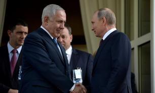 Benjamin Netanyahu's nightmare comes true as Putin crushes his plans