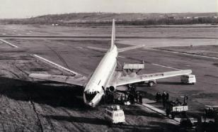 The crash of Tu-104 that killed all admirals of Soviet Pacific Fleet 40 years ago