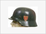 Israeli soldiers refuse wearing American helmets resembling Nazi SS