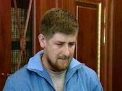 Ramzan Kadyrov- Chechnya's first deputy prime minister