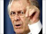 Donald the Reptile Rumsfeld