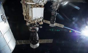 Hole in Soyuz spacecraft found on ISS was 'made in Russia'