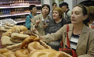 Russian government strangles people by raising prices and taxes endlessly