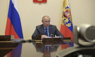 Putin's level of trust declines to its lowest in 14 years