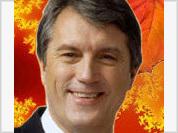 Putin to step down if Yushchenko takes the office