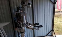 Russia s humanoid robot Fyodor frightens the West