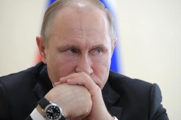 Putin, as living legend, reserves place in history as leader who ended Western domination