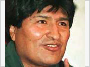 Bolivia's Evo Morales faces major military crisis hours before his inauguration