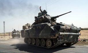 Turkey takes territory of Kurds under control