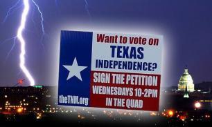 Under Crimean scenario: Texas gains right to leave US