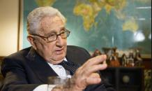 Donald Trump wants Henry Kissinger to save the world from war