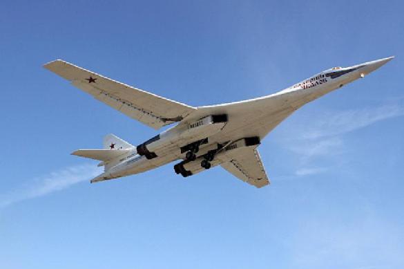 Tu-160 nuclear triad aircraft disturb NATO over Baltic Sea