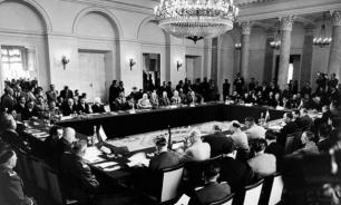 Russia needs new Warsaw Pact to contain Washington s military lust