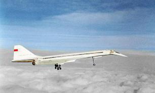 Tupolev Design Bureau unveils new supersonic passenger aircraft