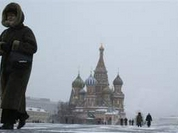 Moscow eats up energy as temperatures drop sharply