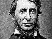 Henry David Thoreau: American genius vs. American matrix