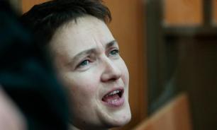 Savchenko returns to Ukraine, pledges more war