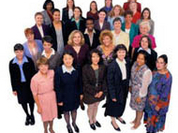 Women gradually take the world under their control