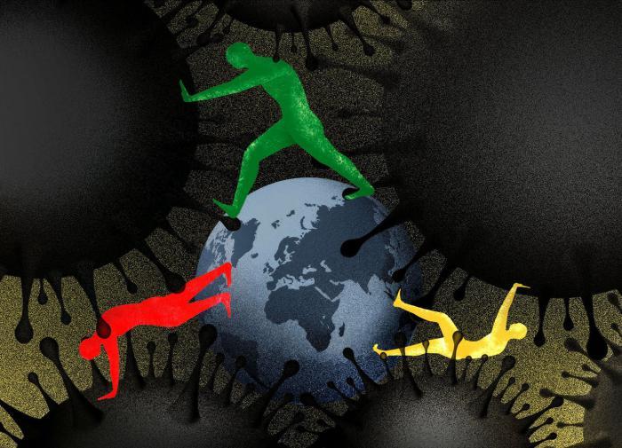 Peru judges accuse world elites of pandemic conspiracy crisis