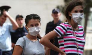 Ukrainian chemical factory triggers ecological disaster in Crimea