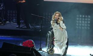 Yulia Samoilova, Russia's disabled singer, migrates to Europe