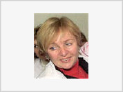 A stewardess called Luda - Russia's First Lady