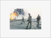American soldiers shot two Iraqi policemen