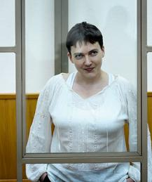 Obama liberates Nadiya Savchenko?