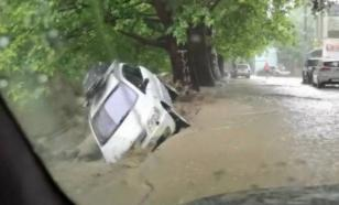 Heavy rains flood Crimea, state of emergency declared in Yalta