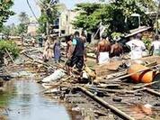 Tsunamis ruin Southeast Asia's tourist business, devastate regional economies