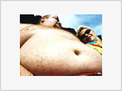 USA accumulates nearly 23% of world's obese population